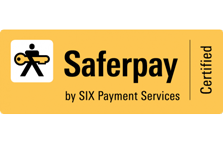 Saferpay Certified