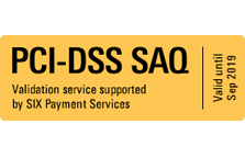 PCI-DSS SAQ Validation