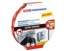 Tesa - Powerbond Ultra Strong, 5 m x 19 mm