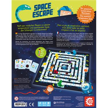 Game Factory Space Escape