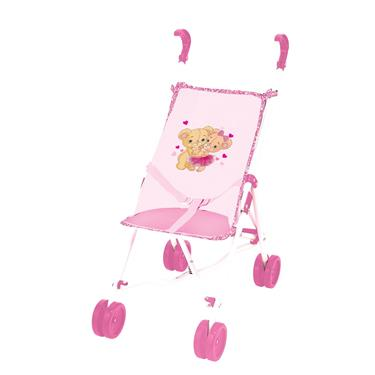 Bambolina Buggy Set mit Puppe 5 in 1