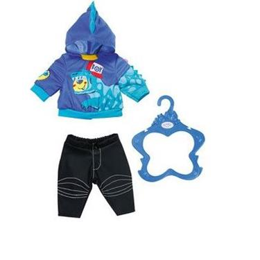 Baby born® Boy Outfit 43cm, sortiert