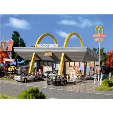 Vollmer McDonalds Restaurant
