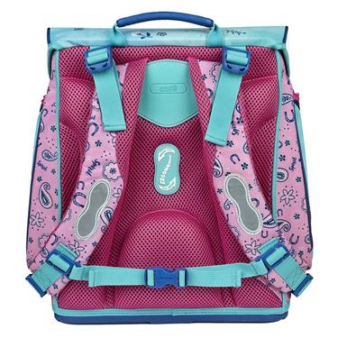 Scooli CAMPUS Fit Schulranzen Set Spirit, 5-teilig