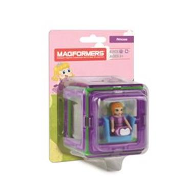 Magformers Figure Plus Princess Set