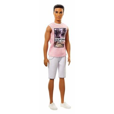 Barbie Fashionista Ken mit Shirt und Shorts