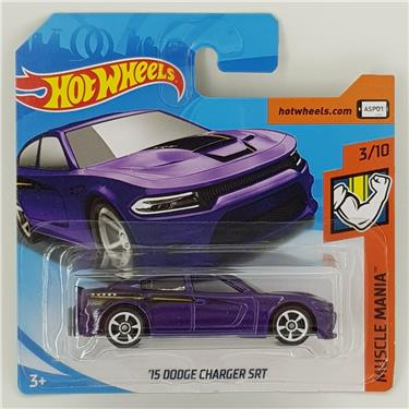 Hot Wheels '15 Dogde Charger SRT