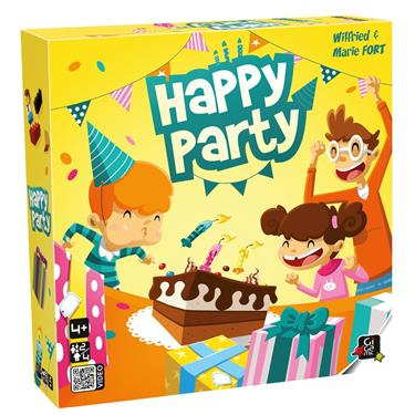 Asmodee Happy Party