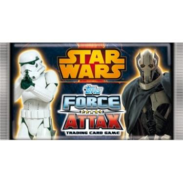Universal Trends Star Wars Force Attax Movie Card Collection 3 Booster