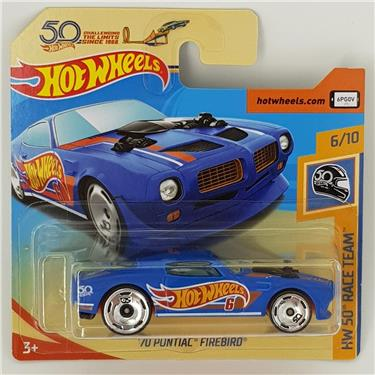 Hot Wheels '70 Pontiac® Firebird®