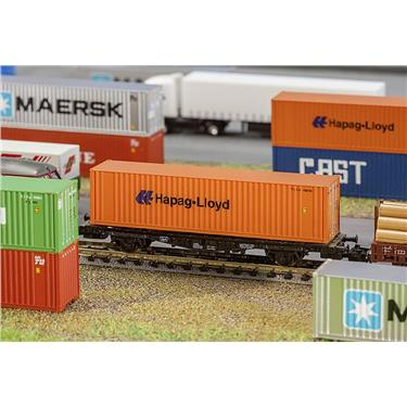 FALLER 40 Hi-Cube Container Hapag-Lloyd