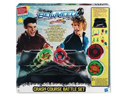 Beyblade - BeyWheelz Crash Course Set