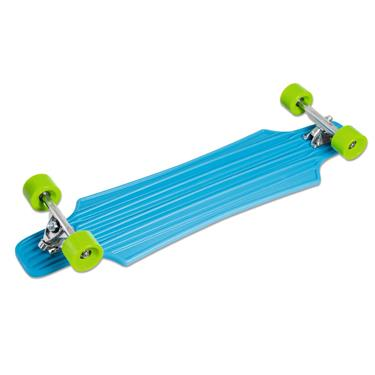 Authentic Sports Longboard ABEC 7, No Rules, PP-FLEX sortiert