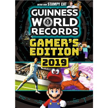 Ravensburger Guinness World Records Gamer's Edition 2019