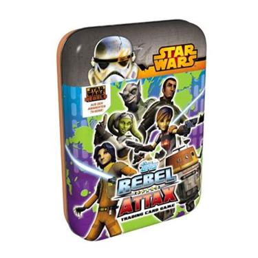 Topps Star Wars Rebels Attax 1 Mini-Tin
