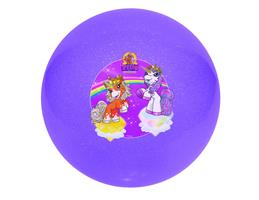 Filly-Ball mit Glitter 8,5 Zoll