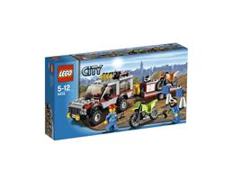 LEGO City 4433 - Crossbike Transporter