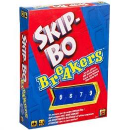 Mattel R2837 - Skip-Bo Breakers