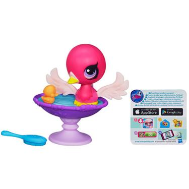 Hasbro A5127E24 Littlest Pet Shop Magic Motion Deluxe Tierchen, sortiert