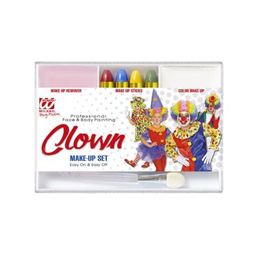 Widmann Make-Up Set Clown