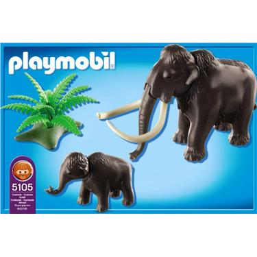 new collection look good shoes sale footwear PLAYMOBIL® Mammut mit Baby | duo-shop.de