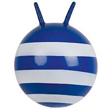 John Sprungball Ø 40cm Stripes & Dots, sortiert