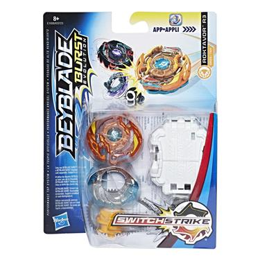 Hasbro Beyblade Burst Switch Strike Starter Pack, sortiert