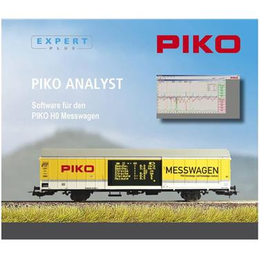 Piko 55051 - Software für PIKO H0 Messwagen 55050 (CD-ROM)