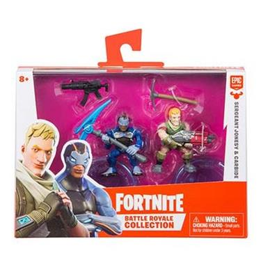Boti Fortnite Duo Figuren 5cm, sortiert