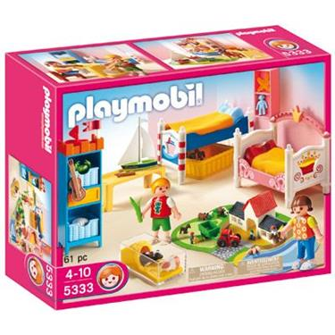 Playmobil fr hliches kinderzimmer duo for Kinderzimmer playmobil