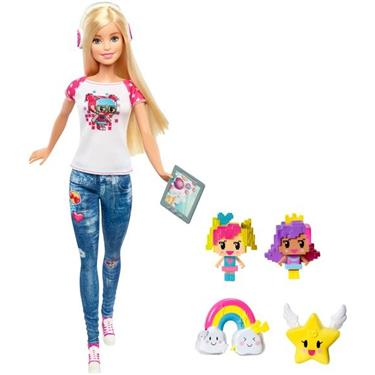 Barbie Die Videospiel-Heldin Real Life Barbie