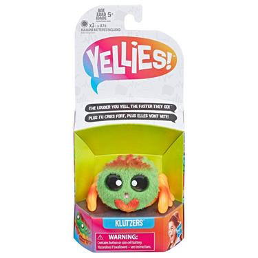 Hasbro Yellies Klutzers