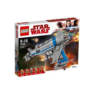 Lego Star Wars 75188 Resistance Bomber Duo Shopde