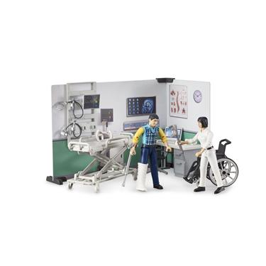 BRUDER® 62711 bworld Krankenstation