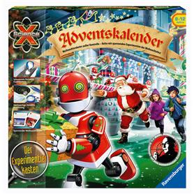 Ravensburger Adventskalender ScienceX