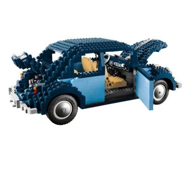 lego creator 10187 vw k fer oldtimer vw beetle duo. Black Bedroom Furniture Sets. Home Design Ideas