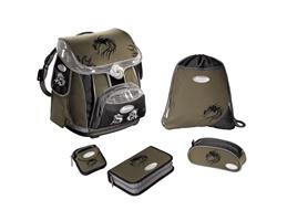 "Sammies by Samsonite 102346 - Premium Schulranzen Set ""Dragon"", 5 teilig"