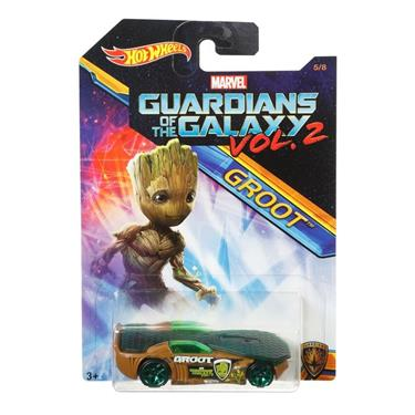 Hot Wheels Marvel Limited Basic Car Guardians of Galaxy sortiert