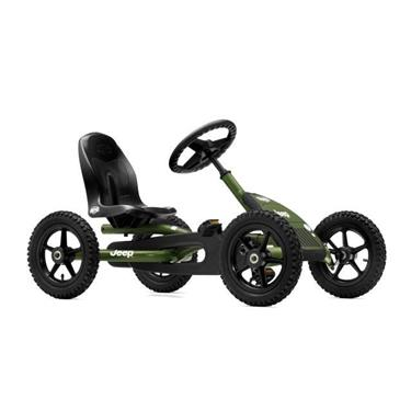 Berg Toys Jeep Junior Pedal-Gokart