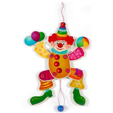 Hess Hampelmann Clown
