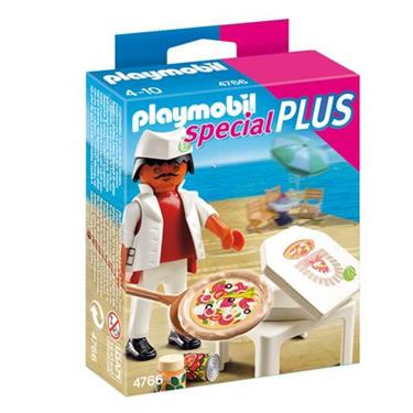 playmobil pizzab cker duo. Black Bedroom Furniture Sets. Home Design Ideas