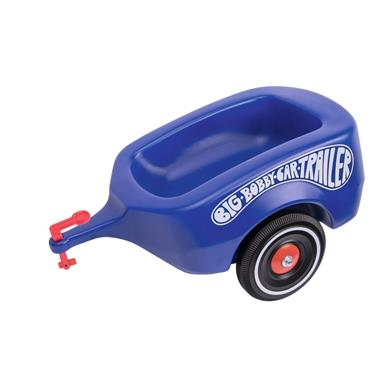 BIG Bobby Car Trailer Royalblau