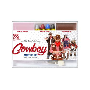 Widmann Make-Up Set Cowboy