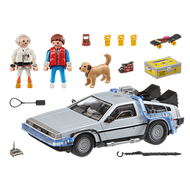 PLAYMOBIL® 70317 Back to the Future DeLorean Bestseller