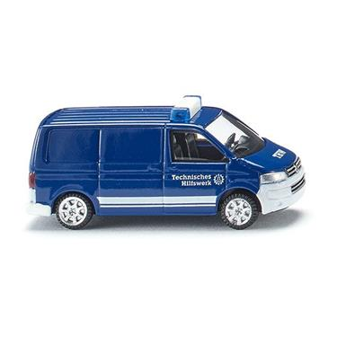 Wiking THW VW T5 GP Kastenwagen