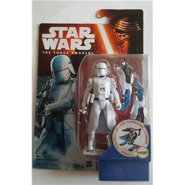 Hasbro Star Wars EP7 Figur First Order Snowtrooper