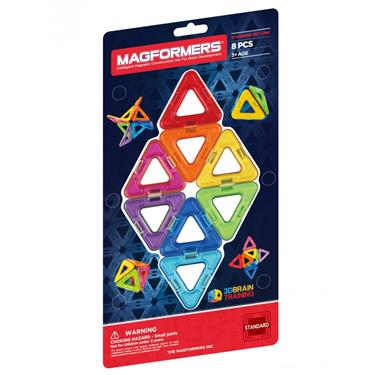 Magformers Triangel 8