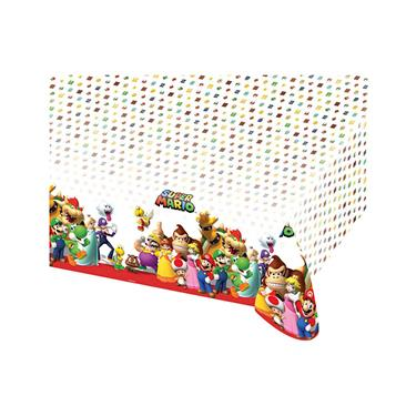 amscan Super Mario™ Party Tischdecke
