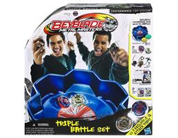 Beyblade - Triple Battle Set