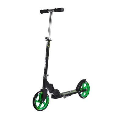 Hudora Scooter Hornet 205, Top Wheel, neon-grün